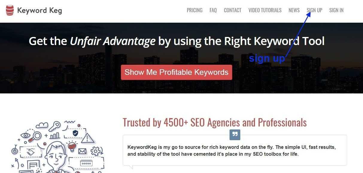 keyword tool by google keyword keg